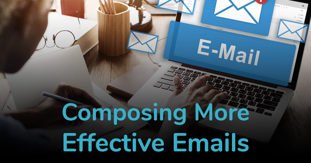 Composing More Effective Emails